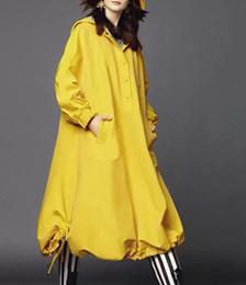 交织涤棉面料案例女式涤棉长款外套
