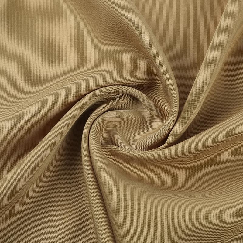 21Sx21S斜纹全天丝面料Te2004,中厚度休闲时装布料,生态莱赛尔纺织面料