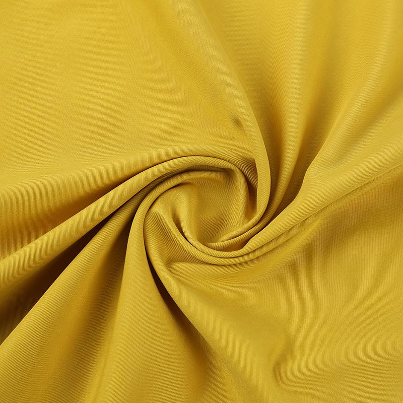 天丝涤弹力斜纹面料TeT813,莱赛尔与涤纶弹力丝交织,春秋风衣夹克面料